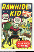 Silver Age (1956-1969):Western, Rawhide Kid #18-21 Group (Marvel, 1960-1961) Condition: Average GD/VG. All have Jack Kirby covers and art. Overstreet 2003 v... (Total: 4 Comic Books Item)
