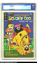 Bronze Age (1970-1979):Cartoon Character, Scooby Doo #2 (Gold Key, 1970) CGC VF/NM 9.0 Off-white pages. TheScooby girls (and guys) are all tied up on the cover of th...