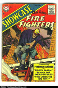 Silver Age (1956-1969):Adventure, Showcase #1 Fire Fighters (DC, 1956) Condition: GD. The premiere issue of the title that is generally given credit for launc...