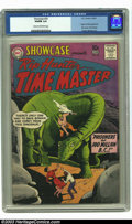 Silver Age (1956-1969):Superhero, Showcase #20 Rip Hunter, Time Master (DC, 1959) CGC VG/FN 5.0 Cream to off-white pages. Origin and first appearance of Rip H...