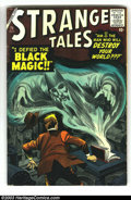 Silver Age (1956-1969):Horror, Strange Tales #71 (Marvel, 1959) Condition: VG/FN. Jack Davis cover. Steve Ditko and Don Heck art. Overstreet credits Jack K...
