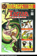 Bronze Age (1970-1979):Miscellaneous, Tarzan #232 (DC, 1974) Condition: VF+. Nice 100 page giant, withJoe Kurbert cover and art. Overstreet 2003 VF 8.0 value = $...