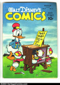 Golden Age (1938-1955):Funny Animal, Walt Disney's Comics and Stories Group (Dell, 1947). This lotconsists of issues #78 (GD/VG), 82 (VG/FN), 85 (GD), and 86 (G...