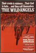 Movie Posters:Action, The Wild Angels Lot (American International, 1966). Pressbooks (5)(Multiple Pages). Action.... (Total: 5 Items)