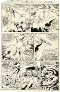 Original Comic Art:Panel Pages, John Byrne and Terry Austin - X-Men #115, page 11 Original Art(Marvel, 1978)....