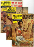 Silver Age (1956-1969):Classics Illustrated, Classics Illustrated Group (Gilberton, 1955-65) Condition: AverageGD.... (Total: 18 Comic Books)