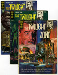 Silver Age (1956-1969):Horror, Twilight Zone/Boris Karloff Group (Gold Key, 1965-72) Condition:Average GD+.... (Total: 13 Comic Books)
