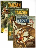 Bronze Age (1970-1979):Miscellaneous, Tarzan Group (Gold Key, 1964-71) Condition: Average GD/VG....(Total: 32 Comic Books)