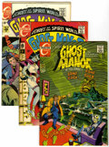 Bronze Age (1970-1979):Miscellaneous, Charlton Bronze Age Group (Charlton, 1964-72) Condition: AverageFN.... (Total: 25 Comic Books)