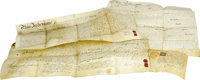 Robert Livingston (1746-1813) judge, drafter of the Declaration of Independence, fine content Autograph Letter Signed, &...