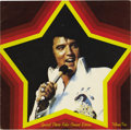 Music Memorabilia:Memorabilia, Elvis Presley Vintage Tour Book Volume Five. A vintage copy of the Special Photo Folio Concert Edition 1972 tour book with r...