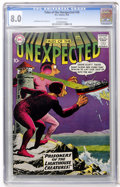 Silver Age (1956-1969):Science Fiction, Tales of the Unexpected #36 (DC, 1959) CGC VF 8.0 Off-whitepages....