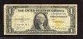 Small Size:World War II Emergency Notes, 1935-A $1 North Africa Silver Certificate, Fr-2306, VG-Fine. ...