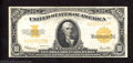 Large Size:Gold Certificates, 1922 $10 Gold Certificate, Fr-1173, Extremely Fine. This is a ...