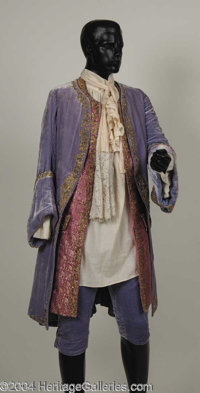 """Tim Roth """"Rob Roy"""" - From the film """"Rob Roy"""", presented here is a period costume worn by Roth in his..."""