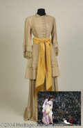 Autographs, Maureen O' Hara Costume from The Black Swan