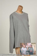 Autographs, Michelle Pfeiffer Screen Worn Sweatshirt