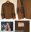 Autographs, Planet of the Apes Screen Worn Jacket from Original Film