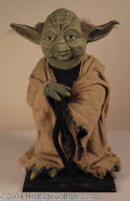 Autographs, Yoda Star Wars Special Edition Latex Puppet
