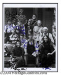 Autographs, The Waltons Cast Signed Photo