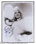 Autographs, Mae West Signed 8 x 10 Photo