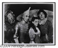 Autographs, The Wizard of Oz Haley & Bolger Sgned Photo