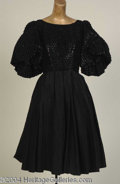 Autographs, Dress Worn by Loretta Young