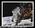 Autographs, Apollo 11 Beautiful Crew Signed Photograph