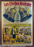 Autographs, Amazing Vintage Circus Poster