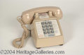 Autographs, Original White House Telephone from Nixon Administration