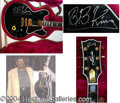 Autographs, BB King Signed Gibson Lucille Guitar