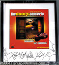 Autographs, Autographed Doors Album Cover Framed