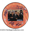 Autographs, Fleetwood Mac Signed Photodisc LP