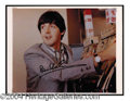 Autographs, The Beatles: Paul McCartney Signed 8 x 10 Photo