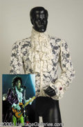 Autographs, Prince Screen Worn Shirt From Purple Rain