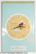 Autographs, Mickey Mouse Military Watch Design by Chet Marshall