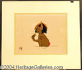 Autographs, The Jungle Book Mowgli Disney Animation Cel