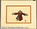 Autographs, Mickeys Christmas Carol Disney Animation Cel