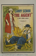 Autographs, The Agent Vintage Movie Poster