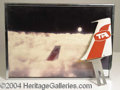 Autographs, Miniature Tail Wing from film Airplane