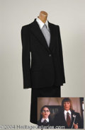 Autographs, Anjelica Huston Worn Gucci Suit from Daddy Day Care