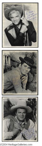 Autographs, The Ultimate Bonanza Signed Photo Lot!