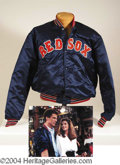 Autographs, Signed Ted Danson Jacket from Cheers