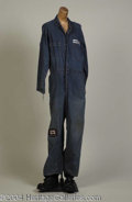 Autographs, Cameron Diaz Coveralls from Charlie's Angels II