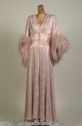 Autographs, Joan Collins Dynasty Lace Robe & Gown by Nolan Miller