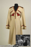 Autographs, Nelson Eddy Coat from Balalaika