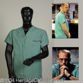 Autographs, Anthony Edwards Hospital Top from ER