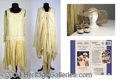 Autographs, Mia Farrow Costume from Great Gatsby