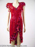 Autographs, Mitzi Gaynor Costume by Bob Mackie