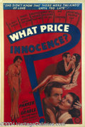 Autographs, Betty Grable Vintage Price of Innocence Poster